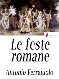 Cover Le feste romane