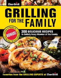 Cover Char-Broil Grilling for the Family