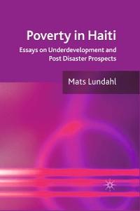 Cover Poverty in Haiti