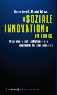 Cover »Soziale Innovation« im Fokus