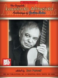 Cover Complete Laurindo Almeida Anthology of Guitar Solos