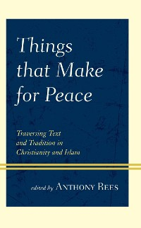 Cover Things that Make for Peace