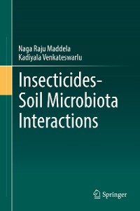 Cover Insecticides−Soil Microbiota Interactions