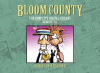 Cover Bloom County Digital Library Vol. 6