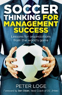Cover Soccer Thinking for Management Success