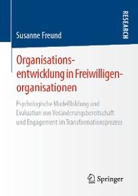 Cover Organisationsentwicklung in Freiwilligenorganisationen