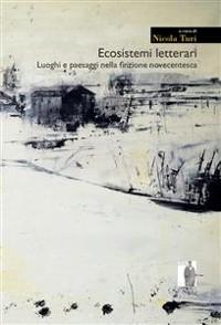 Cover Ecosistemi letterari