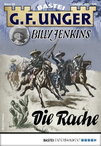 Cover G. F. Unger Billy Jenkins 59 - Western