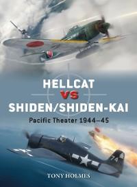 Cover Hellcat vs Shiden/Shiden-Kai