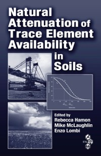 Cover Natural Attenuation of Trace Element Availability in Soils