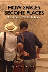 Cover How Spaces Become Places