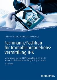 Cover Fachmann/Fachfrau für Immobiliardarlehensvermittlung IHK