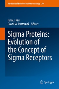 Cover Sigma Proteins: Evolution of the Concept of Sigma Receptors
