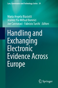 Cover Handling and Exchanging Electronic Evidence Across Europe