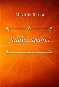 Cover Addio, amore!