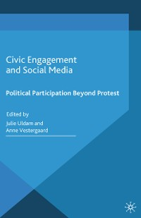 Cover Civic Engagement and Social Media