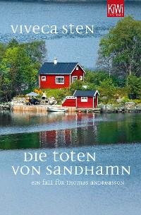Cover Die Toten von Sandhamn
