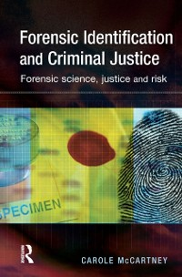 Cover Forensic Identification and Criminal Justice