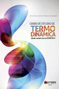 Cover Casos de estudio de termodinámica
