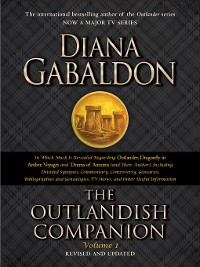 Cover The Outlandish Companion Volume 1