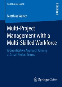 Cover Multi-Project Management with a Multi-Skilled Workforce