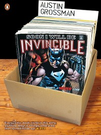 Cover Soon I Will be Invincible