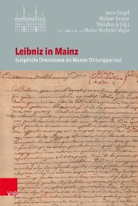 Cover Leibniz in Mainz