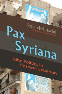Cover Pax Syriana