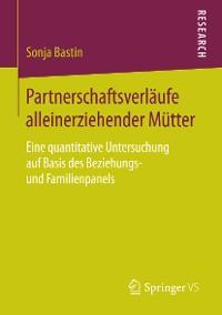 Cover Partnerschaftsverläufe alleinerziehender Mütter