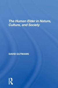 Cover Human Elder In Nature, Culture, And Society