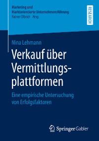 Cover Verkauf über Vermittlungsplattformen
