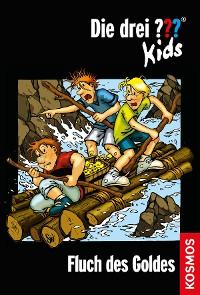Cover Die drei ??? Kids, 11, Fluch des Goldes (drei Fragezeichen Kids)