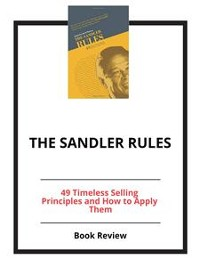 Cover The Sandler Rules