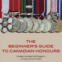 Cover Beginner's Guide to Canadian Honours