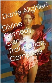 Cover Divine Comedy, Cary's Translation, Complete