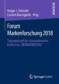 Cover Forum Markenforschung 2018
