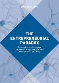 Cover The Entrepreneurial Paradox