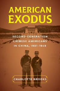 Cover American Exodus