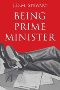 Cover Being Prime Minister