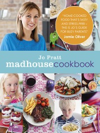 Cover Madhouse Cookbook
