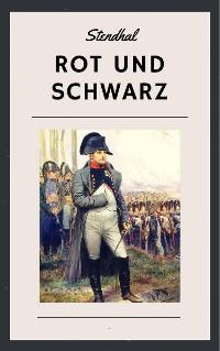 Cover Stendhal - Rot und Schwarz
