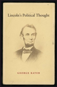 Cover Lincoln's Political Thought