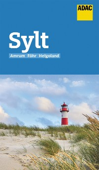 Cover ADAC Reiseführer Sylt mit Amrum, Föhr, Helgoland
