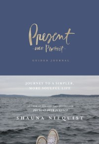 Cover Present Over Perfect Guided Journal