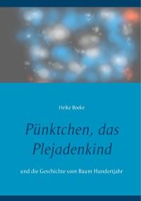 Cover Pünktchen, das Plejadenkind