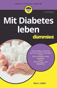 Cover Mit Diabetes leben für Dummies