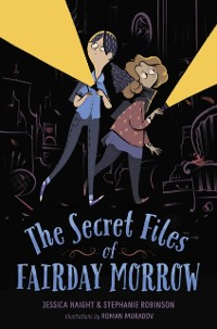 Cover Secret Files of Fairday Morrow
