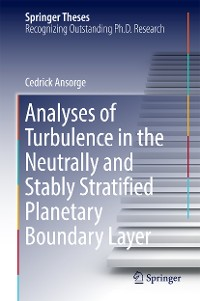 Cover Analyses of Turbulence in the Neutrally and Stably Stratified Planetary Boundary Layer
