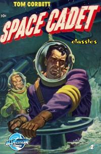 Cover Tom Corbett: Space Cadet: Classic Edition #2