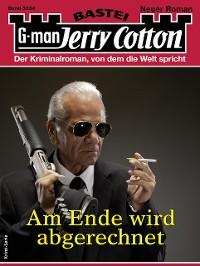Cover Jerry Cotton 3334 - Krimi-Serie